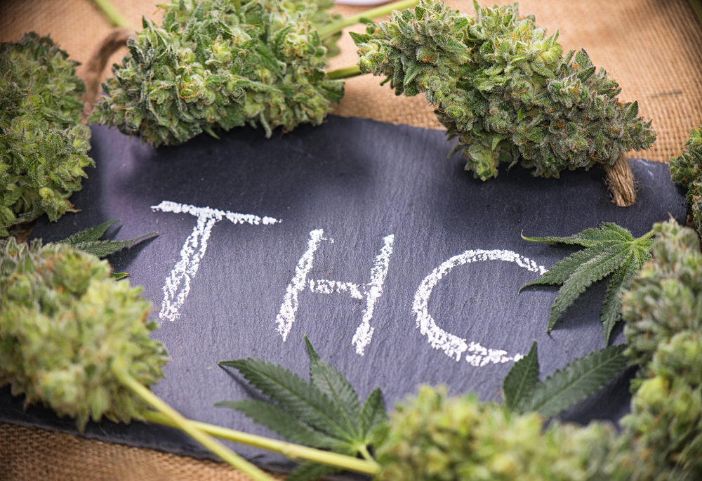 THC olie